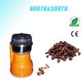 poderoso dubai importadores de café do feijão moedor elétrico mini moedor de mão
