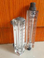Hot sales glass tube rotameter Flow glass tube rotameter for water