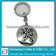 New Year Hotsale High Quality Uv Led Key Chain