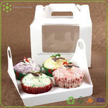 2015 deluxe design cupcake boxes custom made gift boxes wholesale box for cupcake