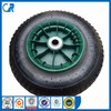 Factory price 400-8 plastic wheelbarrow wheels
