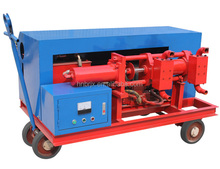 Double Hydraulic Grouting Pump/ Grouting Two Different Types Slurry Same time