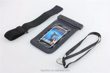 Mobile Phone PVC Waterproof Bag for iPhone 6 iPhone 6 Plus, New Products