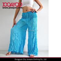 Sun Rayon Crochet Harem Pants Yoga Boho Gypsy Casual Hippie Ladies Woman