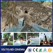 2015 Factory Price Supplier 2/4/6/8/12 Seats 6D 7D 8D Cinema