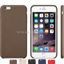 Luxury Ultra Thin PU Leather Back Case Cover For Apple iPhone 6