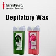 Innovative Design Depilatory Hot Wax Accessory with Roll on Wax Warmer