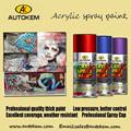 De secado rápido de Aerosol Spray de pintura, Aerosol aerosol, todos los fines de pintura de aerosol, pintura del arte