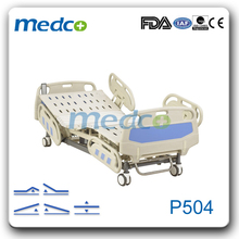 P504 electric five-function medical care bed medical equipment