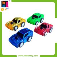 Hot Sale Promotion Item Plastic Four Wheel Mini Car