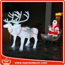 grande adornos navideños hechos en China