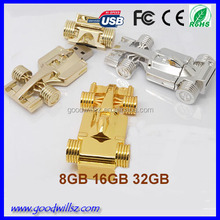 OEM metal racing car for F1 Ferrari car USB flash drive