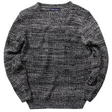 BGA15033 New fashion 2015 soft cotton sweater round neck men pullover