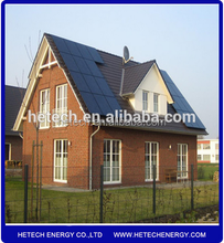 High efficiency Solar Power Systems 5Kw solar pv mounting system for ground installation