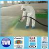 1 pack polyurethane spray brush industrial floor coating