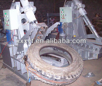 provide long time service used scrap tire cutter equipment made in china henan