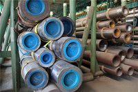 Hot-rolled carbon steel seamless pipe ASTM A106 A53 Grade B carbon seamless steel pipe