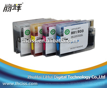 Lifei Ink refill Kit for HP 932/933 refill Ink Cartridges for HP Officejet 6100/6600/6700/7110/7610