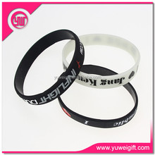 2015 new product hand silicone wristband/ silicone bracelet/silicone bangle for young people