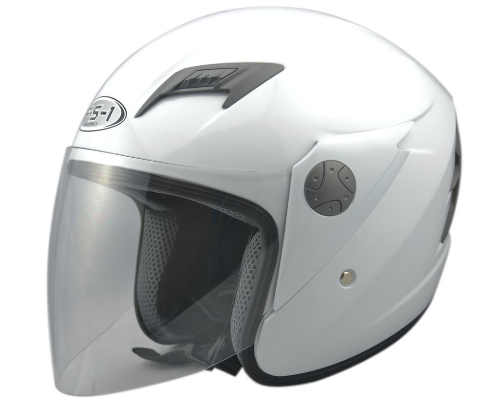 2015 Classice Vintage Open Face Motorcycle Helmet