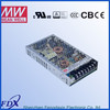Meanwell 100W pfc switching power supply,smps RSP-100-12