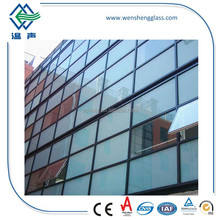 Tempered insulated glass/energy saving glass/curtain wall