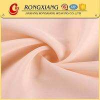 Textile fabrics supplier China wholesale Designer Garment polyester peach skin fabric