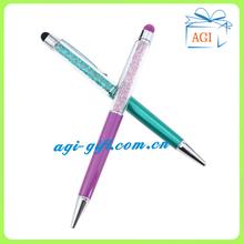diamond professional manufacturer touch ball pen