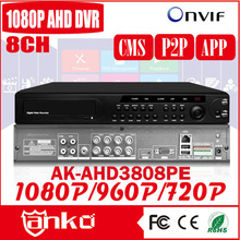 """New arrival OEM AHD DVR Manufacture GUI """"WIN8"""" Style support 2*4TB from ANKO"""