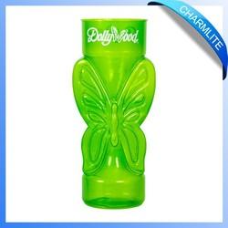 novelty drink bottles, disposable drinking bottle, plastic novelty bottles (SC044)