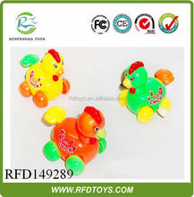 Funny toys wind up chicken animal toy wind up chicken child toy animal