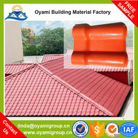 3.0mm thickness beautiful appearance clear plastic roof tiles suppliers for construction