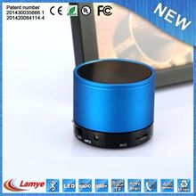 Super bass bluetooth speaker with mic handsfree functions 2015