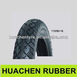 Heavy duty Motorcycle Tires 110/90-16