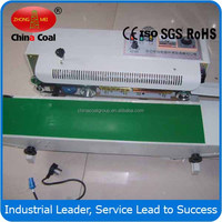 FRD1000 Horizontal Continuous Band Sealer Packaging Machinery Ink Sealer