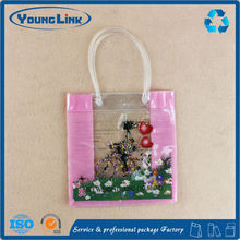 fashional specialized production pvc blanket bag