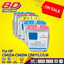 HOT SELLING model!!! For hp 84 85 compatible ink cartridge