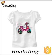 2015 Girl and boy Short Sleeve T shirts printing t-shirt brand Children T-shirt Girls t shirt tees baby clothes Kids Summer