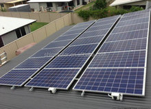 Polycrystalline Silicon Material High power Solar Panel
