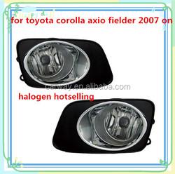 Car fog lamp for Toyota Corolla Axio Fielder 2007 ON alibaba trustful supplier