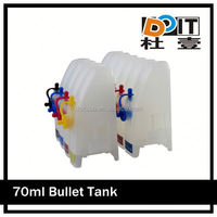 With one way damper, xp-401 bulk ink system
