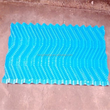 S wave cooling tower packing filter, Counterflow PVC fills, S wave pvc fills