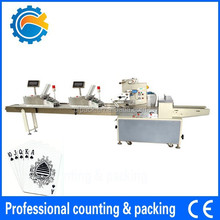 Automatic Card Feeder with Horizontal Packing Machine Manufacturer