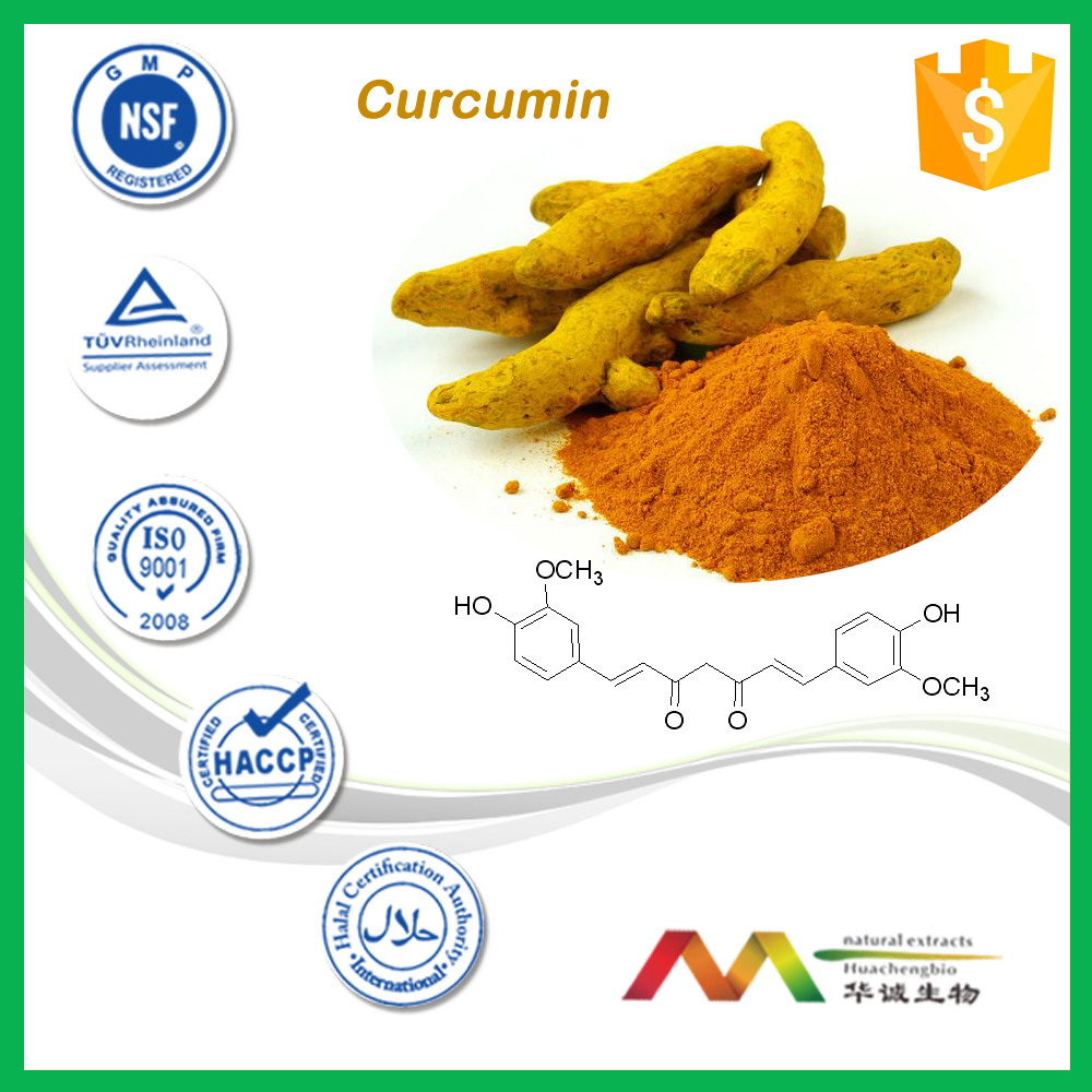 extraction of curcumin from turmeric powder pdf