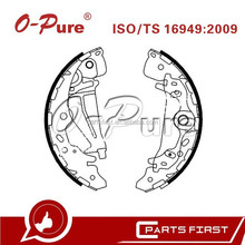 Auto Brake Shoes FMSI S872 China Spare Parts Genuine for Kia Carnival 2001 Year