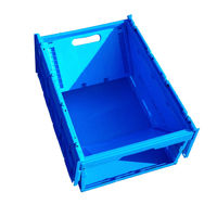 Plastic Folding Storage Box for toiletry industry
