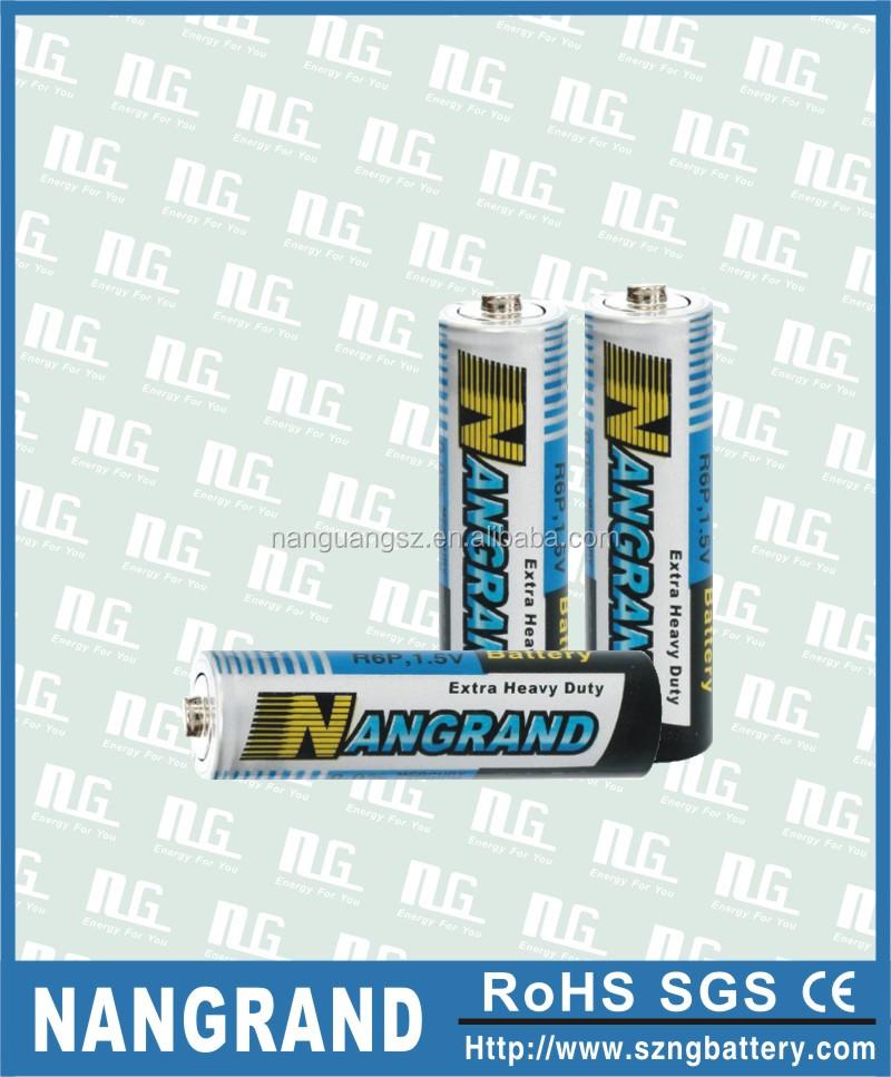 um3 1.5v r6 aa battery