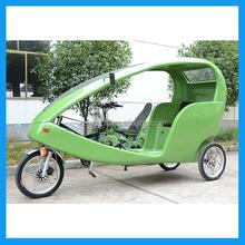 electric bicycle rickshaw for touring