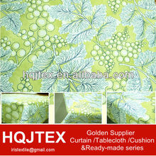 American style printed tablecloth
