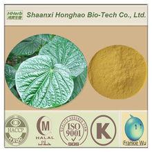 Certificado de fábrica gmp suministro estandarizado para kavalactonas 30% hplc extracto de kava